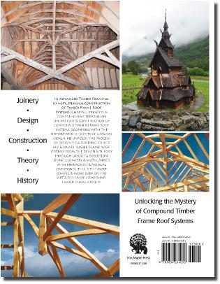 Advanced Timber Framing Book